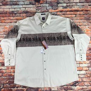 New Panhandle Slim Pearl Snap Western Shirt 🐎 XXL